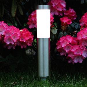Cilindervormige led grondspieslamp Freya