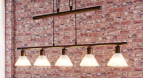 Hoogte verstelbare LED hanglamp Eleasa, easydim