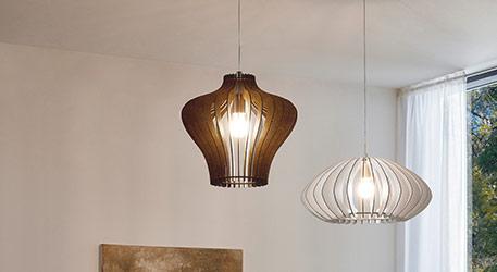 Indrukwekkende hanglamp Cossano