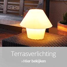 Terrasverlichting